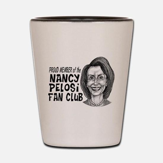Cute Nancy pelosi Shot Glass