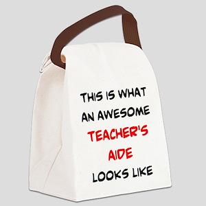 alandarco3489 Canvas Lunch Bag