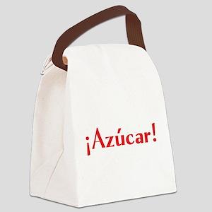 azucar Canvas Lunch Bag