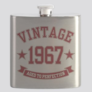 1967 Vintage Aged to Perfection Flask