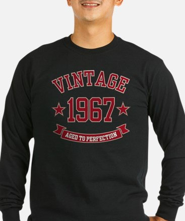 1967 Vintage Aged to Perfection T
