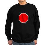 Stop Sign Sweatshirt