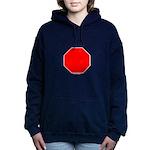Stop Sign Hooded Sweatshirt