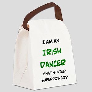 irish dancer Canvas Lunch Bag