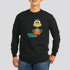 Goofkins Silly Silly Goose Long Sleeve T-Shirt