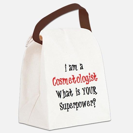 Cool Esthetician Canvas Lunch Bag