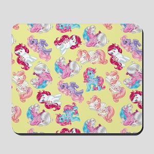 My Little Pony Retro Three Ponies Mousepad
