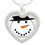 Snowman Necklaces