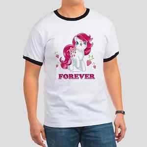 My Little Pony Retro Sugarberry Forever Ringer T