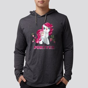 My Little Pony Retro Sugarberry Mens Hooded Shirt