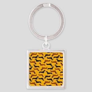 XX Yellow Keychains