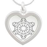 snowflake Necklaces