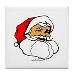 Santa Clause Tile Coaster