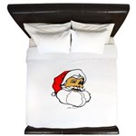 Santa Clause King Duvet