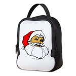 Santa Clause Neoprene Lunch Bag