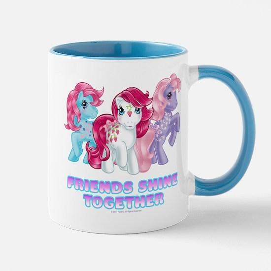 My Little Pony Retro Friends Shi Mug