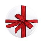 Gift Wrap 3.5&Quot; Button