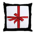 Gift Wrap Throw Pillow