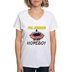 Homebody Women's V-Neck T-Shirt