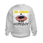 Homebody Kids Sweatshirt