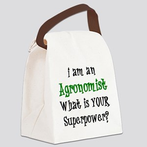 agronomist Canvas Lunch Bag