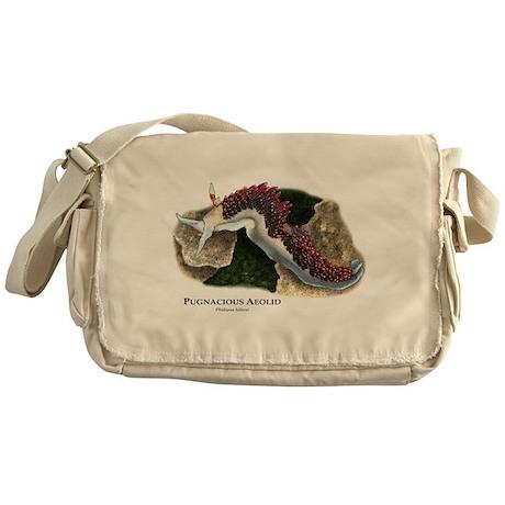Pugnacious Aeolid Messenger Bag