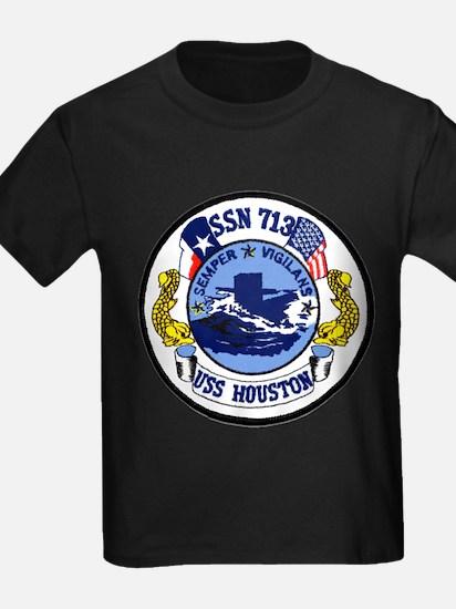 USS Houston SSN 713 T