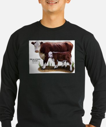 Hereford Cow and Calf T