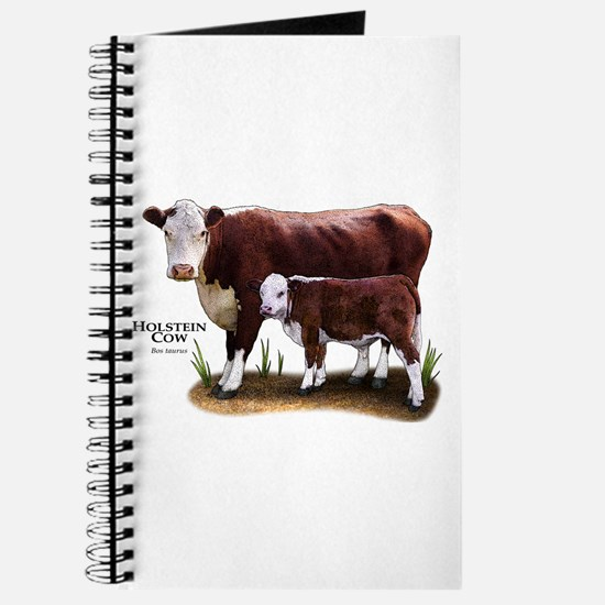 Hereford Cow and Calf Journal
