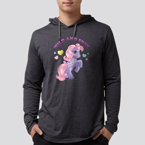 My Little Pony Retro Wild and Fr Mens Hooded Shirt