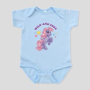 My Little Pony Retro Wild and Baby Light Bodysuit
