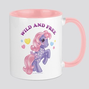 My Little Pony Retro Wild and Fr 11 oz Ceramic Mug