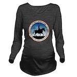 Patriot Revolution Long Sleeve Maternity T-Shirt