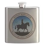 Patriot Revolution Flask