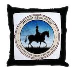 Patriot Revolution Throw Pillow