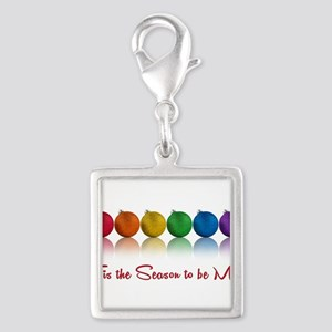 gay pride ornaments Charms