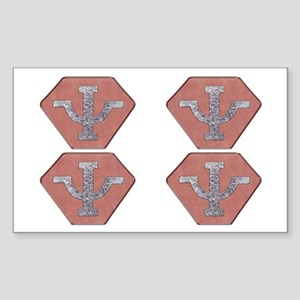 Psi Corps Sticker (Rectangle)