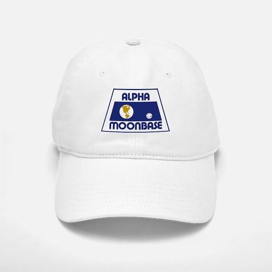 Moonbase Alpha Baseball Baseball Cap