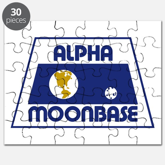 Moonbase Alpha Puzzle