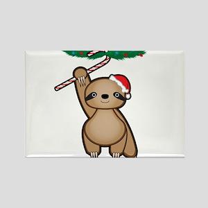 Holiday Sloth Magnets