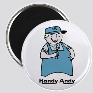 Handy Andy Magnet