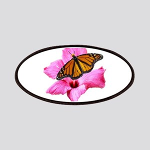Hibiscus And Butterfly Patches