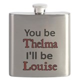Thelma and louise Flask Bottles