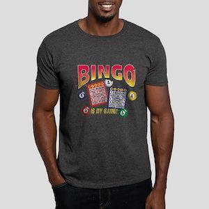 Bingo Is My Game Dark T-Shirt