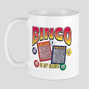 Bingo Is My Game Mug