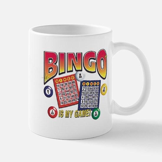 Bingo Is My Game Mug