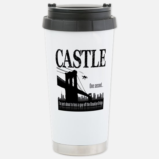 Castle Bridge Toss Mugs