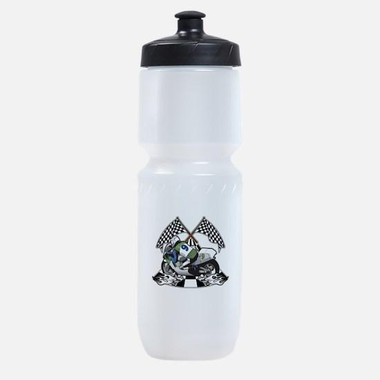 Funny Team rocket Sports Bottle