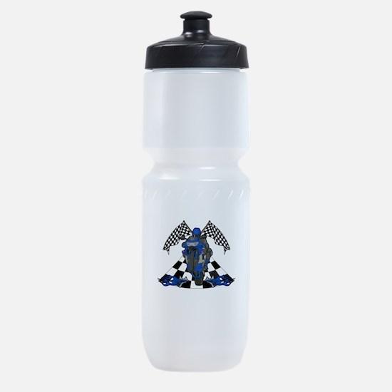 Unique Team rocket Sports Bottle