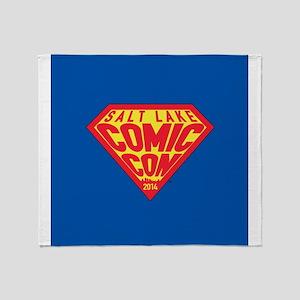 SLCC Hero Throw Blanket